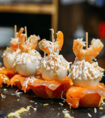 Tapas during our Private Barcelona Food tours