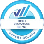 Best Barcelona Blog Award by Expertido Seal