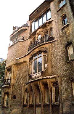 Hector Guimard works: Hotel Guimard