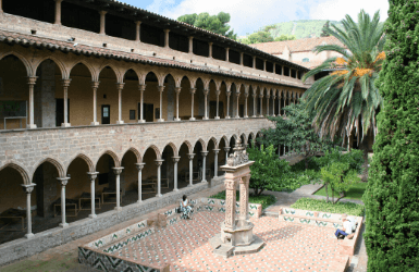 Things to see in 4 days in Barcelona: Pedralbes Monastery
