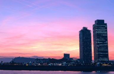 Apartment hotels Barcelona: Hotel Arts