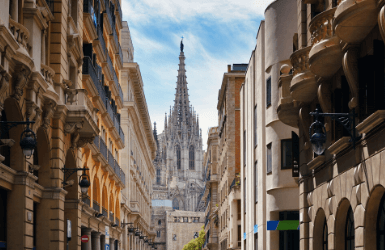 Things to do in Barcelona for 4 days: Old Town