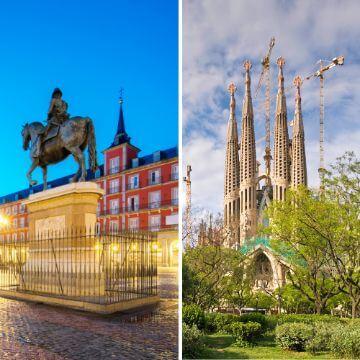 Comparing Barcelona v Madrid, what's better?