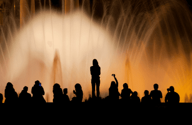 Things to do in Barcelona 4 days: Magic Fountain