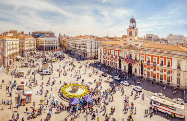 What to visit: Madrid or Barcelona