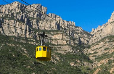 Four days Barcelona plan: Montserrat Mountain