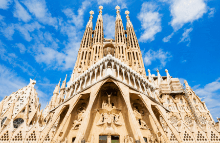 Private Tours of Barcelona Spain Gaudi