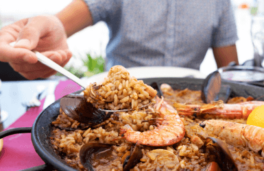 Paella History and facts