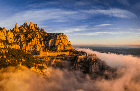 Private Guided Tour Barcelona Montserrat