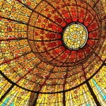 Best stained glass Barcelona