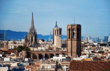 Barcelona five day itinerary