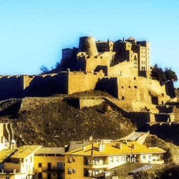 Old Medieval Castles near Barcelona