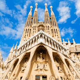 Guided Private Tour of Sagrada Familia