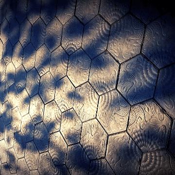 Modernist Pavement Barcelona Tiles