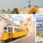 Barcelona Lisbon
