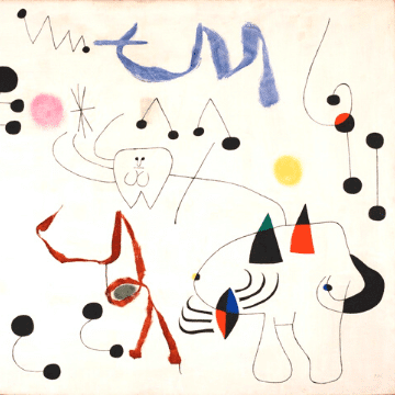 Learn about Joan Miro Icons with us