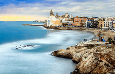 Best towns near Barcelona to visit: Sitges
