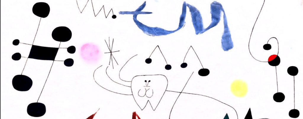 Learn about Joan Miro Icons