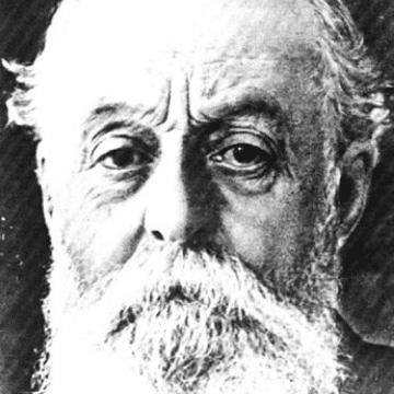 Count Eusebio Guell portrait