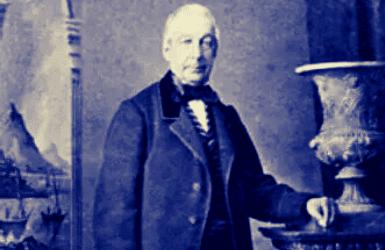 Joan Güell, father of Eusebi Guell
