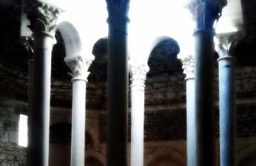 GOT locations in Girona: Banys Arabs