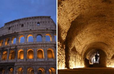 Colosseum vs Tarragona Circus