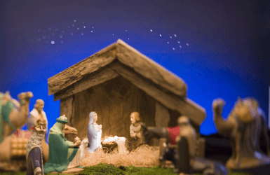 Catalan Nativity