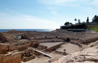 Tarragona Amphitheater, one of the most instagrammable places in Spain