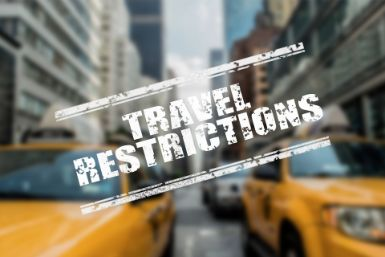 Travel restrictions during Covid-19