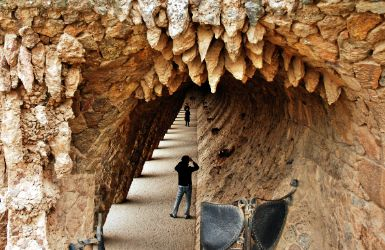 Park Guell, one of the most instagrammable places in Barcelona