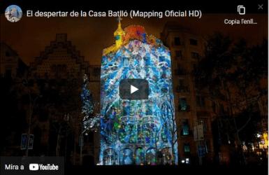 Casa Batllo: Gaudi Dragon House