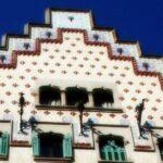 La Casa Amatller in Barcelona
