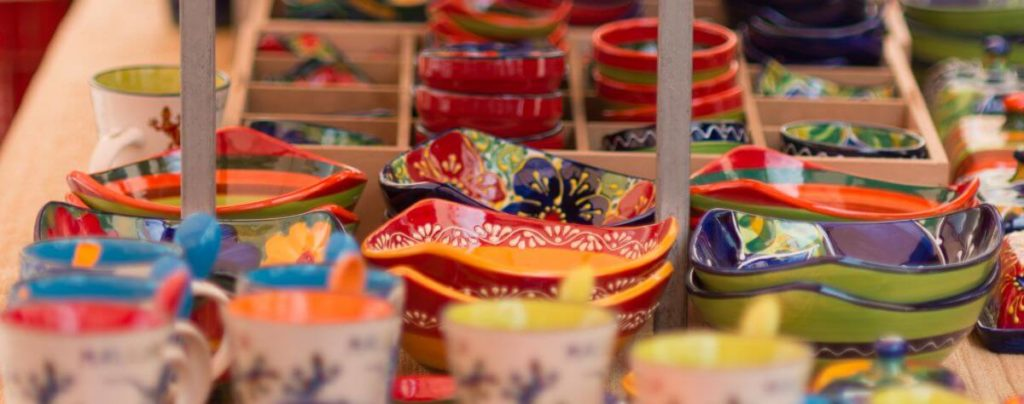 Handmade ceramic, the best Barcelona souvenirs