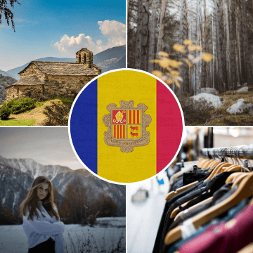 Images of our Andorra day trip from Barcelona