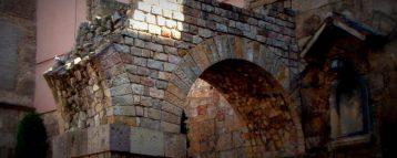 Barcelona Roman Aqueduct