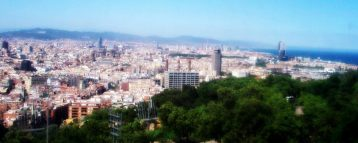 Barcelona city views seen in this day tour