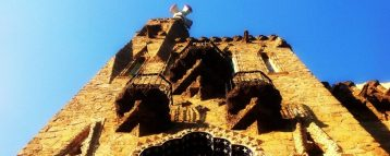 Gaudi Early Works Tour: Torre Bellesguard