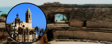 Tarragona-Sitges-Tour